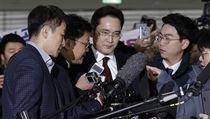 Šéf jihokorojského Samsungu I Če-jong