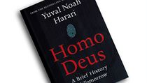 Yuval Noah Harari, Homo Deus: A Brief History of Tomorrow.