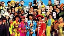 Beatles. Sgt. Peppers Lonely Hearts Club Band.
