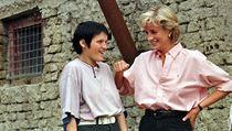 Princezna Diana byla miláčkem veřejnosti