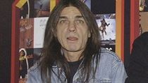Malcolm Young v roce 2003.