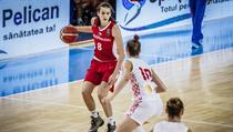 Basketbalistka Veronika Voráčková.