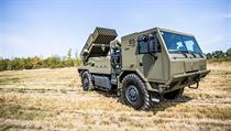 Raketomet BM-21 MT.