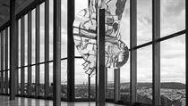 Nejen paneláky: Plastika Stanislava Libenského ve foyer Paláce kultury (arch....