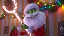 Zloun přišel ukrást Vánoce. Snímek Grinch (2018). Režie: Yarrow Cheney a Scott...