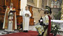 Tradičnímu koštu Svatomartinského vína 11. listopadu 2018 v Brně předcházelo...