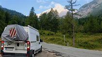 Slovinsko/ruská cesta
