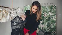 Módní návrhářka Tereza Vu
