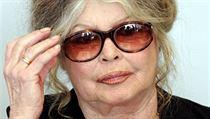 Bıvalá filmová ikona a bojovnice za práva zvířat Briggite Bardotová