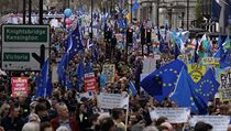 52 procent - hlasovalo pro brexit, 16,1 milionu (48 procent) si přálo zůstat v...