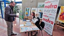 Konference Mafra Events v Karlovaském kraji.