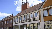 Byt v severoněmeckém Wittlingenu, kde byla nalezena těla dvou žen.