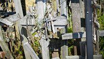 Křížů je zde rozhodně více než lidí, Litva