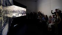 K nahlédnutí bude oživenı Sadelerův prospekt jako součást stálé expozice muzea...