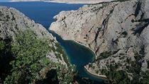 Zátoka Zavratnica, Chorvatsko