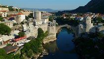 Stari most v Mostaru, Bosna a Hercegovina