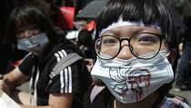 Zákon budí obavy, že jej Peking zneužije k pronásledování odpůrců a utužení...