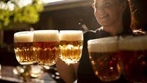 Horké počasí podle pivovarníků přeje i prodejům piva. V teplotách nad 30 stupňů...