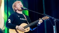Koncert Eda Sheerana, 7. července 2019.