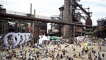 Podle odhadů se festivalu zúčastnilo více než 40 000 lidí.