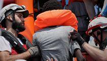 Uprchlíci pochází ze Senegalu, Mali, Pobřeží slonoviny a Súdánu.