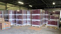 Gang podvodnıch dopravců ukradl zboží v celkové hodnotě 48 milionů korun.