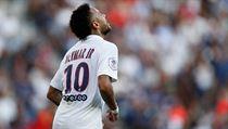 Neymar se vrátil do dresu PSG.