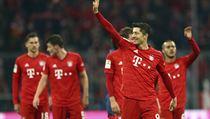 Robert Lewandowski zařídil vıhru nad Dortmundem