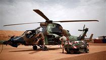 Vojenská helikoptéra NH90 Caiman.