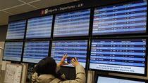 Stávka ve Francii omezí i provoz letadel.