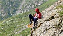 Jak vypadá odpočinek v horách?