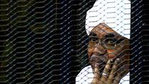Bıvalı prezident Súdánu Bašír.