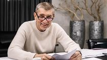 Premiér a předseda hnutí ANO Andrej Babiš.