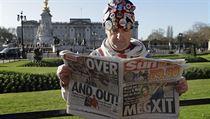 Ve Velké Británii jsou nyní noviny plné Harryho a Meghan.