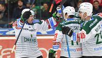 Utkání 45. kola hokejové extraligy: HC Energie Karlovy Vary - HC Kometa Brno,...