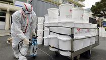 Opatření proti šíření koronaviru v Jižní Koreji.