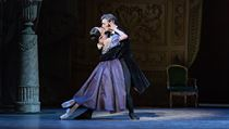 Obnovená premiéra baletu Oněgin (2020). Choreograf: John Cranko.