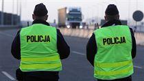 Polská policie (Ilustrační foto).
