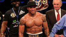 Britskı boxer Anthony Yarde.