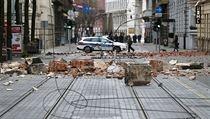 Podle evropskıch seizmologů mělo prvotní zemětřesení intenzitu 5,3 stupně,...