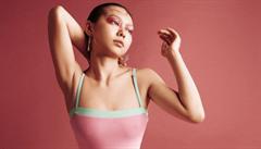 Plavky vyrábí designérka z recyklovaného vlákna a letos poprvé s mezinárodním...