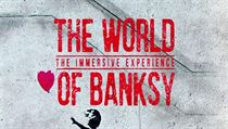 Vıstava The World of Banksy.
