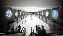 DPP nyní provádí geologickı průzkum stavby metra D a již zažádal o stavební...