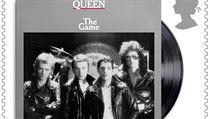 Britská pošta vydá sérii 13 známek zachycující přebaly nejpopulárnějších alb a...