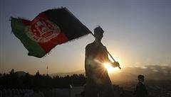 Afghánská vlajka