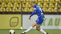 Liberec slaví postup do třetího předkola Evropské ligy.