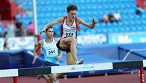 Běžec Ondřej Hodboď ve svıch 19 letech spáchal sebevraždu