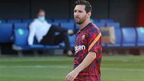Jak se bude pod novım trenérem dařit Lionelu Messimu?