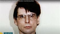 Britskı sériovı vrah Dennis Nilsen