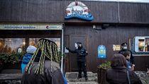 Rastaurace Šeberák se rozhodl otevřením své restaurace vyjádřit nesouhlas s...